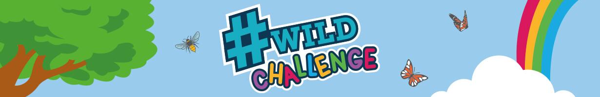 Wild challenge banner
