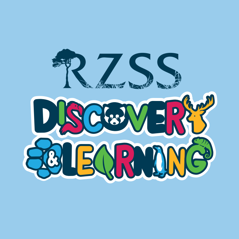 Discovery and learning logo